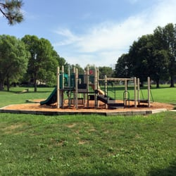 Bluejacket Park Overland Park Ks United States Play Area