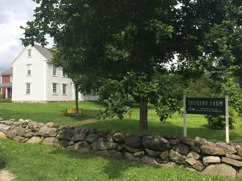 Thoreau Farm - Landmarks & Historical Buildings - Concord ...