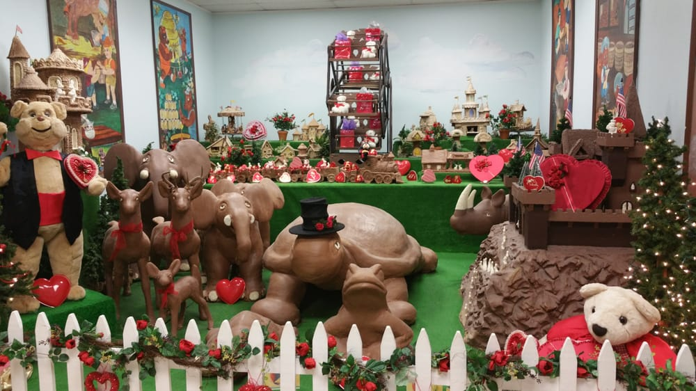 Chocolate Candy Stores