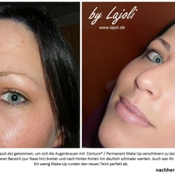LAJOLI Permanent Make Up Augenbraue