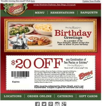 Do coupons expire on the date of the day after
