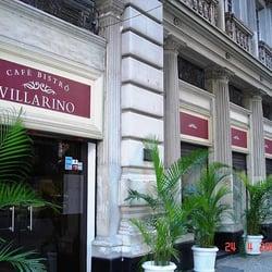 Entrada do Bistrô Villarino