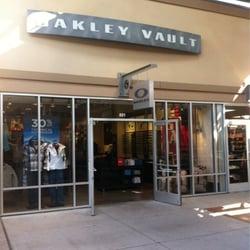 Oakley Vault Store