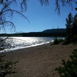 Fishing bridge rv park rv parks yellowstone national for Fishing bridge campground