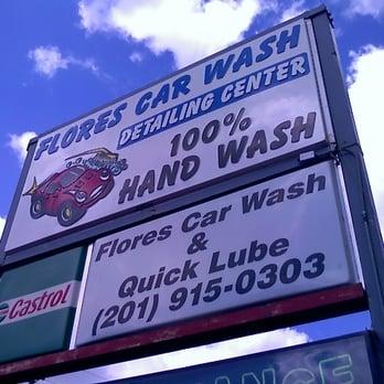Flores Car Wash Jersey City