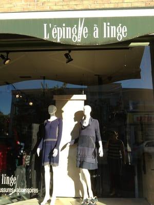 l epingle linge women 39 s clothing ahunstic cartierville montreal qc canada photos. Black Bedroom Furniture Sets. Home Design Ideas