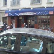 Le Violon Dingue, Paris