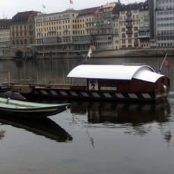 Fähren, Basel, Switzerland