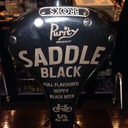 Purity Ale Saddle Black pump clip - a…