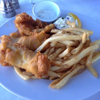 Fog harbor fish house san francisco ca united states for Harbor house fish fry