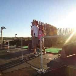 Redwood Golf Center - Larr & I on the second floor. - Redmond, WA, United States