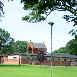 Burns Centre, Kay Park, Kilmarnock
