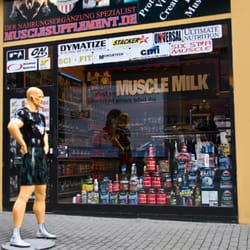 Musclesupplement, Dortmund, Nordrhein-Westfalen
