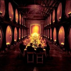 Merryvale Vineyards - Saint Helena, CA, États-Unis. Merryvale's Historic Cask Room