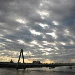 Severinsbrücke - Köln