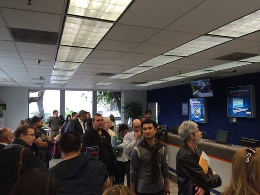 Budget Car Rental Airport Blvd Los Angeles