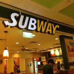 Subway Restaurant Finder London
