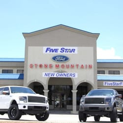 five star ford stone mountain snellville ga united states by five. Cars Review. Best American Auto & Cars Review