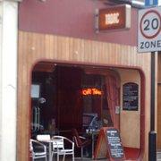Cafe Tabac, Liverpool, Merseyside