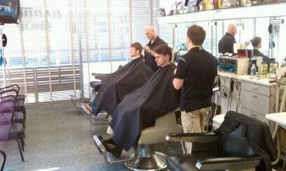Barber Nashville : Oxford Barber Shop - 21st/Vanderbilt - Nashville, TN, United States ...