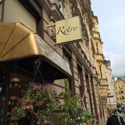 Café retro, Innsbruck, Tirol, Austria