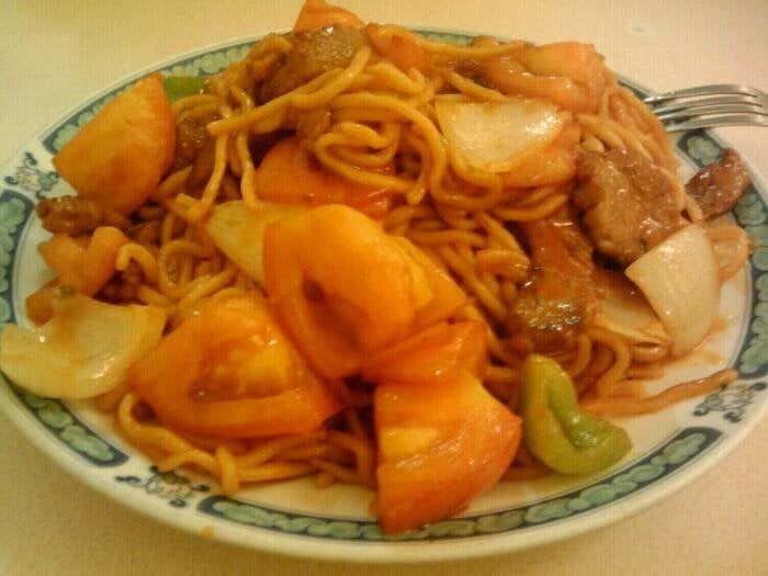Tomato beef chow mein yelp for Andys chinese cuisine