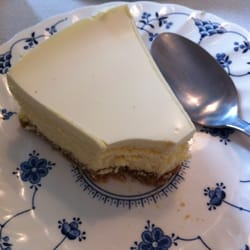 THE cheesecake ! Yummy !