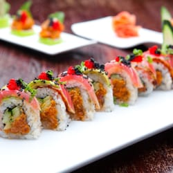 Kei Sushi - Our Pink Lady Roll is beautifully crafted. - Carson City, NV, Vereinigte Staaten