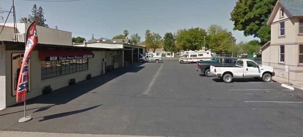 Main Street Motors Smog Check Stations Woodland Ca