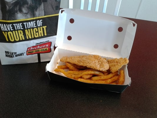 Checkers las vegas nv yelp for Checkers fish sandwich