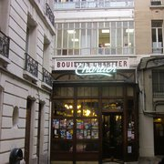 Bouillon Chartier - Paris, France. Main entrance, unchanged for decades