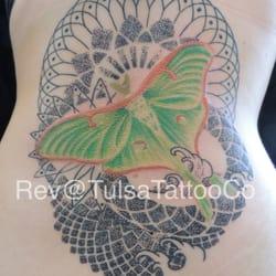 Tulsa tattoo co tattoo cherry street tulsa ok for Tattoo and piercing shops in tulsa ok