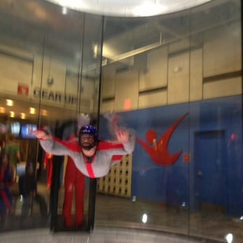Ready to fly? Book next your visit to one of iFly's many locations and we look forward to having you fly with us.