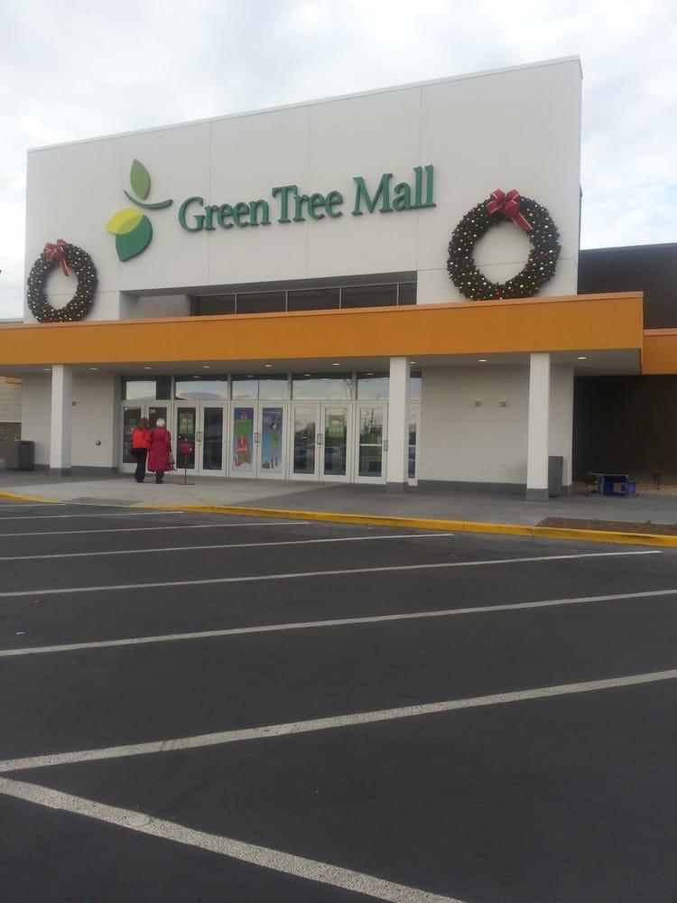 Green tree mall einkaufszentrum clarksville in for Elite motors clarksville tn