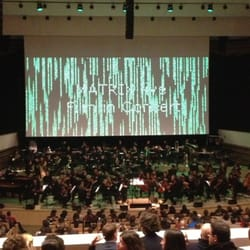 Ciné-concert Matrix