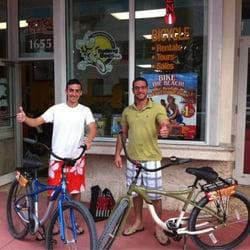 Bikes Miami Fl Rolling Bees Bike Rentals