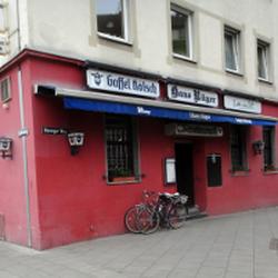 Gaststätte Haus Rüger, Cologne, Nordrhein-Westfalen, Germany