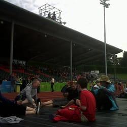 Eirias Park Stadium, Colwyn Bay, Conwy