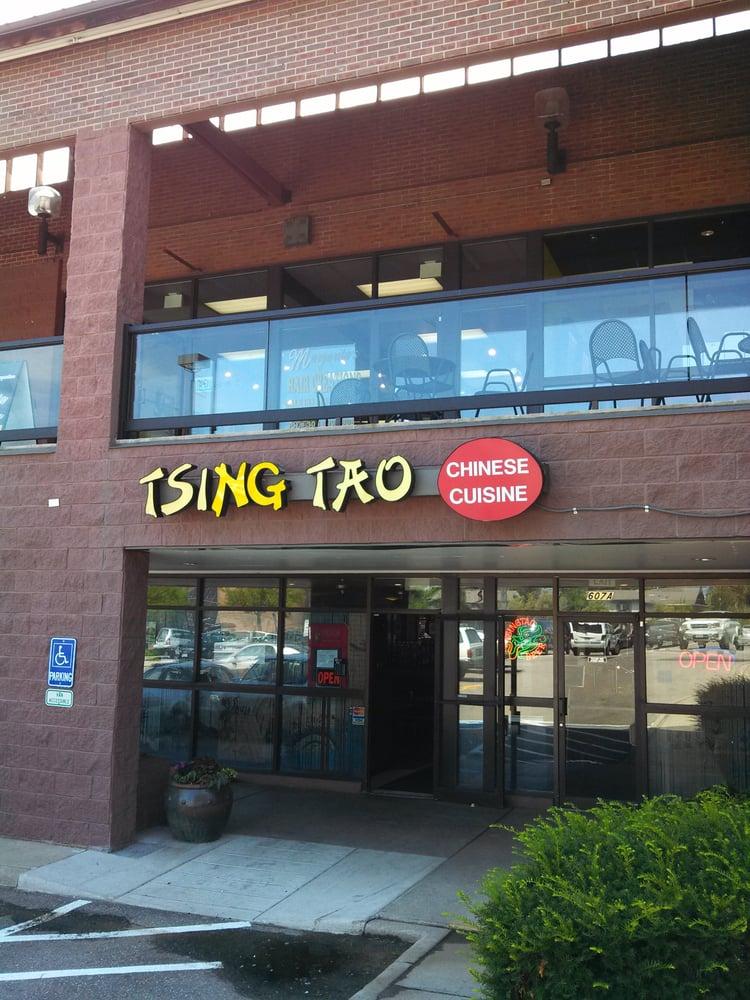 Tsing Tao Chinese Restaurant Boulder Co