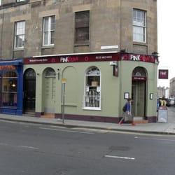Pink Olive, Edinburgh