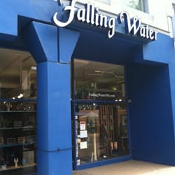 Falling Water Closed Cards Stationery Downtown Ann Arbor Ann Arbor Mi United States