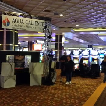 agua caliente casino poker room
