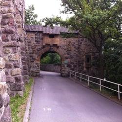 Wachenburg, Weinheim, Baden-Württemberg