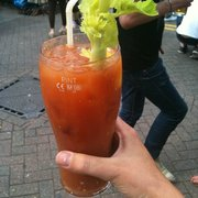 The Dove serves the best Bloody Mary in London. Fact.