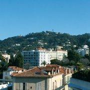 Vue collines Montfleury