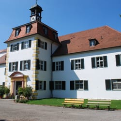 Weißes Schloß, Weidenbach, Bayern