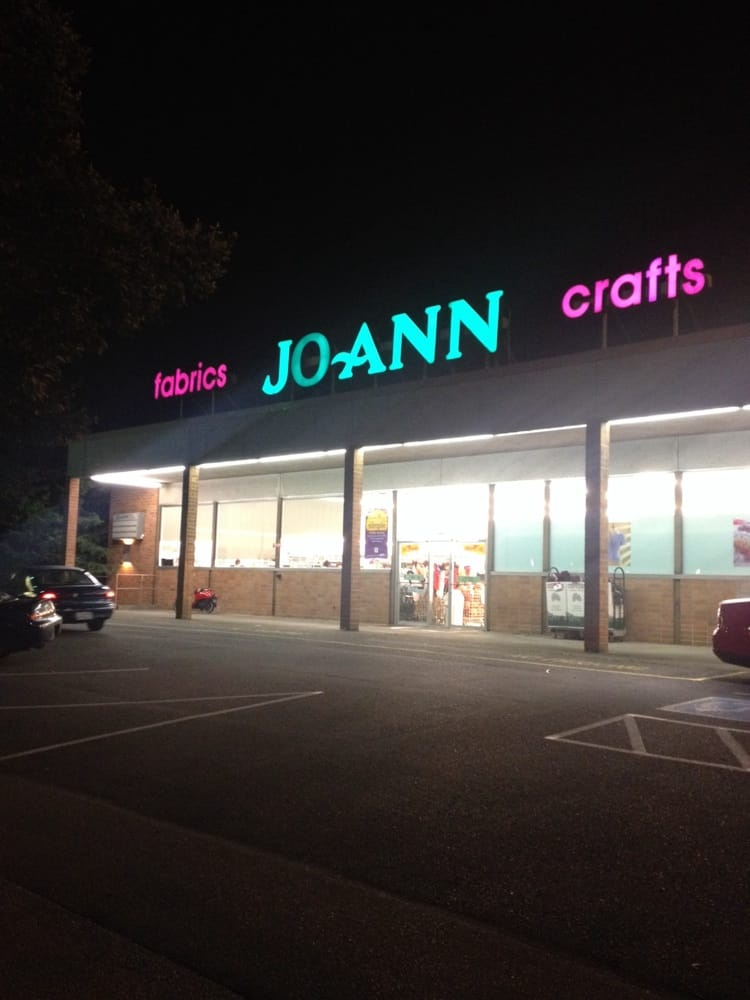 Jo ann fabric and craft 78 reviews fabric stores for Joann craft store near me