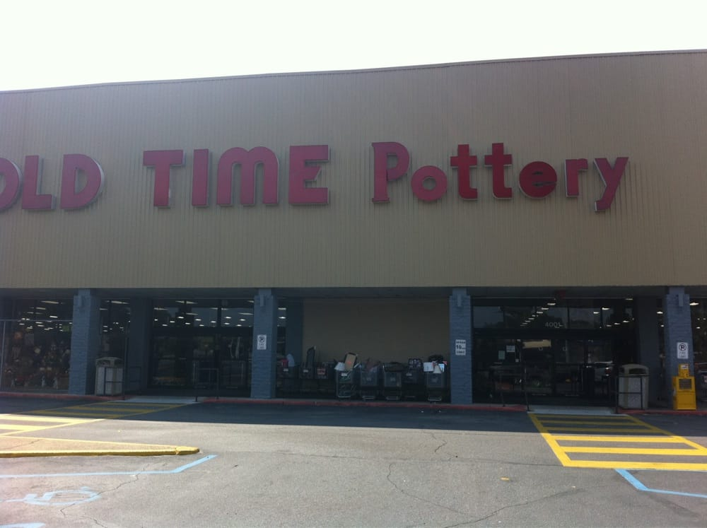 Old Time Pottery Home Decor 4001 Government Blvd