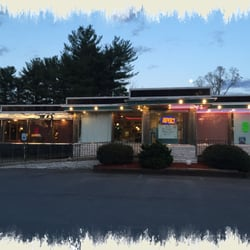 Barclay Heights Diner - Saugerties, NY, États-Unis. Barclay Heights Diner