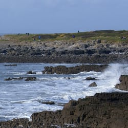 A View from the Esplanade, Porthcawl